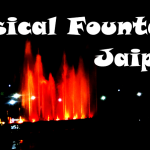 Musical Fountain in Jaipur