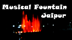 fountains jaipur rajasthan
